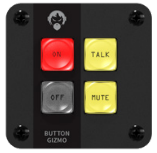 Afbeelding van Angry Audio BUTTON GIZMO