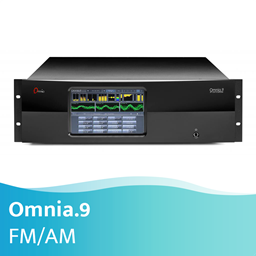 Afbeelding van Omnia.9 Multi-Band FM/AM Audio Processor