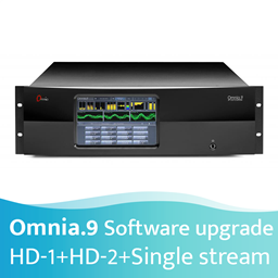 Afbeelding van Omnia.9 HD-1 and HD-2 + Double Streaming Option Software Upgrade