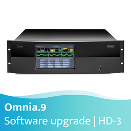 Afbeelding van Omnia.9 HD-3 Option Software Upgrade