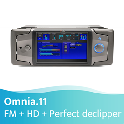 Afbeelding van Omnia.11 FM + HD Multi-Band Audio Processor + Perfect Declipper