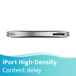 Afbeelding van Telos iPort High-Density + Content Delay